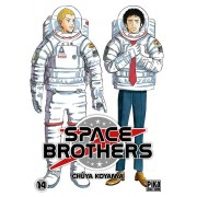 Space Brothers - Tome 14