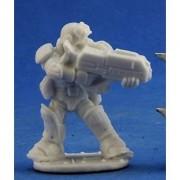 Bones Slyder IMEF Trooper Miniature Reaper