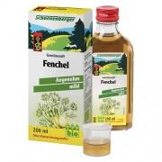 SALUS Pharma GmbH FENCHEL SAFT Schoenenberger Heilpflanzensäfte 200 ml