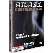 Discovery - Atlasul corpului uman:Pielea,muschii si oasele (DVD)