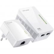 PowerLine TP-Link TL-WPA2220KIT Kit Adaptor plus Amplificator AV200