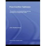 Post-conflict Tajikistan by John Heathershaw
