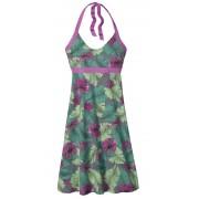 Patagonia Iliana - Robe Femme - vert/violet XS Robes & Jupes