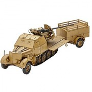 Revel Model Kit - Sd Kfz 7/2 Halftrack - 1:72 Scale - 03207 - New