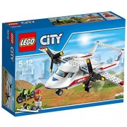 Lego city great vehicles - aereo-ambulanza