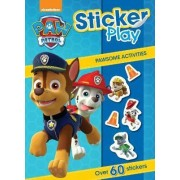 Nickelodeon PAW Patrol Sticker Play Pawsome Activities by Parragon Books Ltd