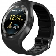 Smartwatch Y1 Cu Sim Negru STAR