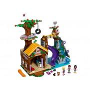 LEGO Tabara de aventuri: Casuta din copac (41122)