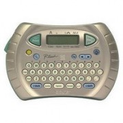 Brother PT-70 P-Touch Silver, HANDHELD, 9&12MM M TAPE, PRINT 2LINE, MANUAL CUTTER, INCL TAPE