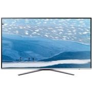 Televizor LED Samsung UE49KU6402, Ultra HD, smart, PQI 1500, USB, 49 inch, DVB-T2/C/S2, argintiu