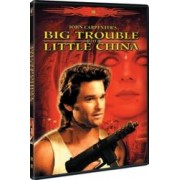 BIG TROUBLE IN LITTLE CHINA DVD 1986