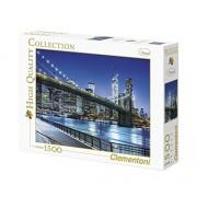 Clementoni - 31804.9 - Puzzle - New York - 1500 Pièces