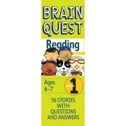 Brain Quest Grade 1 Reading by Bonnie Dill