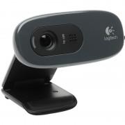"""CAMERA WEB Logitech """"C270"""" 1.3MP Sensor, Video: 1280 x 720 pixels """"960-000636"""" (include timbru verde 0.01 lei)"""