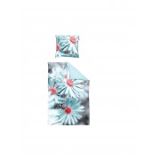 Irisette 2-teilige Bettgarnitur, ca. 135x200cm Irisette türkis