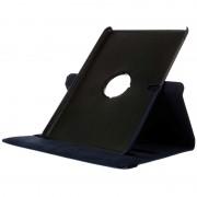 Capa em Pele Rotativa para Samsung Galaxy Tab S 10.5, Galaxy Tab S 10.5 LTE - Azul Escuro