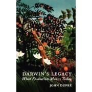Darwin's Legacy by John A. Dupre