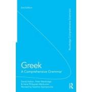 Greek: A Comprehensive Grammar of the Modern Language by Vassilios Spyropoulos