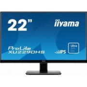 Monitor LED 21.5 Iiyama ProLite XU2290HS-B1 Full HD 5ms Negru