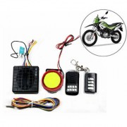 Capeshoppers Yqx Ultra Small Anti-Theft Security Device And Alarm For Hero Motocorp Impulse 150