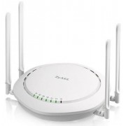 Access point ZyXEL WAC6502D-E, Gigabit, Dual band, 1167 Mbps, 4 Antene externe