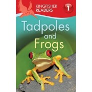 Kingfisher Readers: Tadpoles and Frogs (Level 1: Beginning to Read) by Thea Feldman