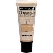 Maybelline Affinitone Foundation 30ml Грим за Жени Нюанс - 03 Light Sand Beige