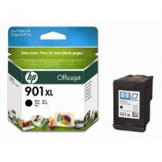 HP Cartus inkjet original HP 901XL, negru, capacitate mare hp 901xl (cc654ae)