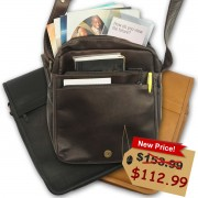 Leather Service Satchel for JW Brothers or Sisters