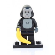 Rare collection model!!! New arrival!!!NEW LEGO MINIFIGURES SERIES 3 8803 - Gorilla Suit Man by ANLO Trading Limited