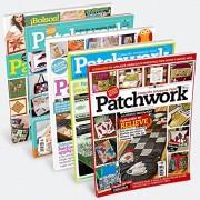 Pack Oferta 6 revistas de Patchwork