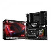 Carte mre lumineuse MSI 970A GAMING PRO CARBON - ATX Socket AM3+ AMD 970 - SATA 6 Gbps M.2 - USB 3.1 - 2x PCI-Express 2.0 16x