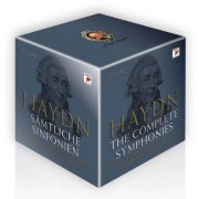 Davies, Dennis Russell - Joseph Haydn - The Complete Symphonies (0886974433125) (37 CD)