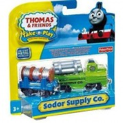 Thomas the Train: Take-n-Play Sodor Supply Co.