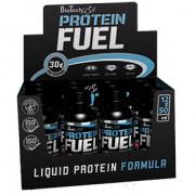BioTech USA Protein fuel málna ital - 12x50 ml
