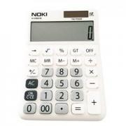 Calculator 12 digit NOKI H-CS001B alb