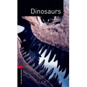 Oxford Bookworms Library Factfiles: Level 3:: Dinosaurs audio CD pack by Tim Vicary