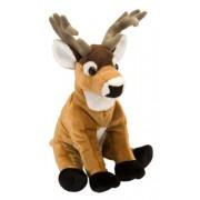 """Wild Republic 12"""" Cuddlekins White Tailed Deer"""