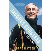 Jacques Cousteau by Bradford Matsen