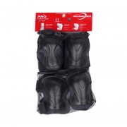 Rollerblade PRO PROTECTIVE GEAR 3 PACK Rollers