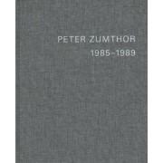 Peter Zumthor - German Edition 5 Vols. by Thomas Durisch