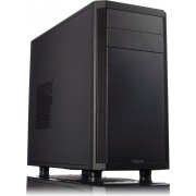 Fractal Design CORE 1500 Mini-Toren Zwart computerbehuizing