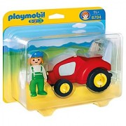 PLAYMOBIL Tractor Vehicle Set