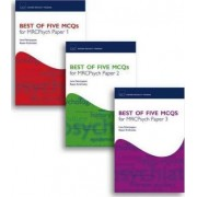 Best of Five MCQs for MRCPsych Papers 1, 2 and 3 Pack by Lena Palaniyappan