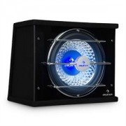 Subwoofer Auna Bassbox 800 Watts cu efecte de iluminare LED (C8-CB300-34)