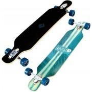 "Atom Drop-Through Artisan blue 39"" Longboard"
