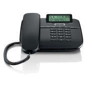 Telefon analogic Gigaset DA610 - Negru