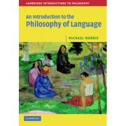An Introduction to the Philosophy of Language by OP Michael Morris