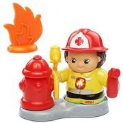 VTech Go! Go! Smart Friends Firefighter Aiden & His Fire Rescue Set