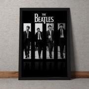 Quadro Decorativo The Beatles Capa 35x25